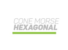 Cone Morse Hexagonal
