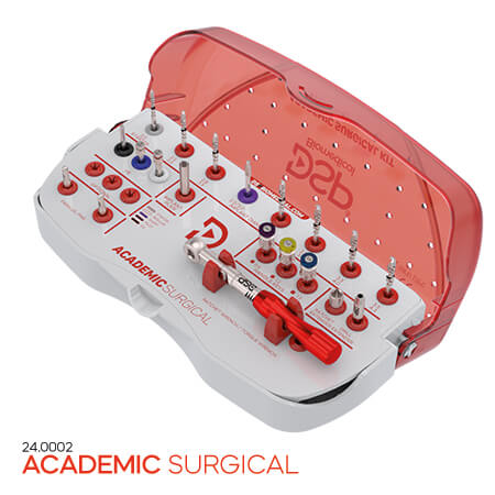 <p><strong>Academic Surgical</strong> Kit</p>