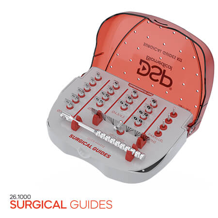 <p><b>Surgical </b>Guides</p>