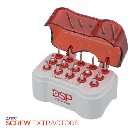 <p><strong>Screw</strong> Extractors</p>