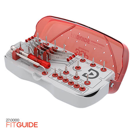 <p>Fit<strong> Guide</strong></p>
