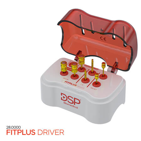 <p><strong>Fitplus</strong> Driver</p>