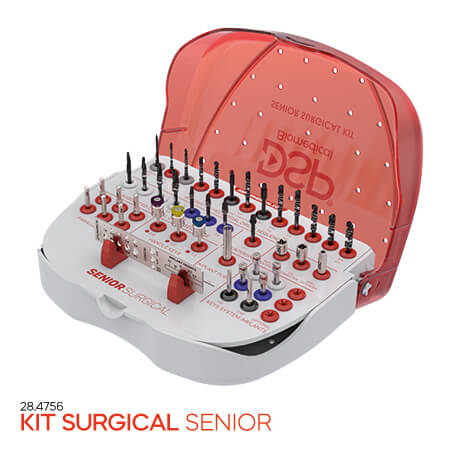 <p>Kit <strong>Surgical Senior</strong></p>