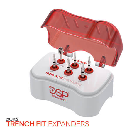 <p><strong>Trench Fit</strong> Expanders</p>