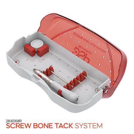 <p><b>Screw Bone Tack </b>System</p>