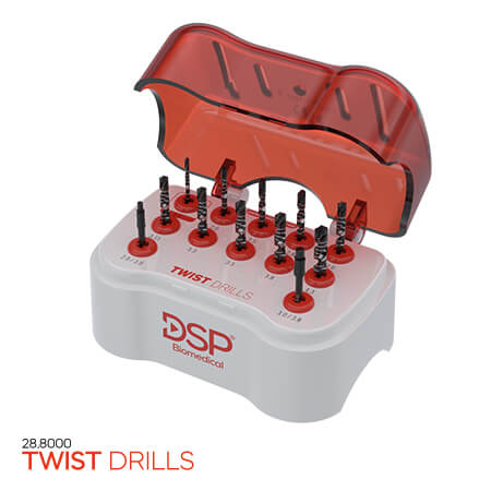 <p><strong>Twist</strong> Drills</p>