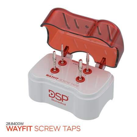 <p><strong>Wayfit</strong> Screw Taps</p>