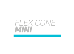 Mini flexcone