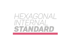 Hexagonal Internal Standard